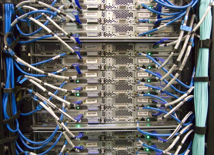 uptime di un server